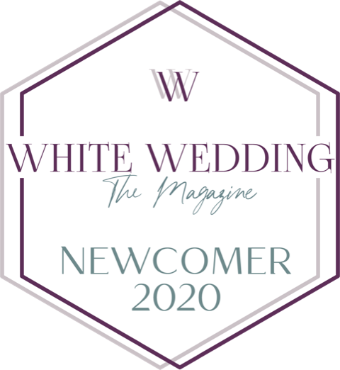 white wedding newcomer award
